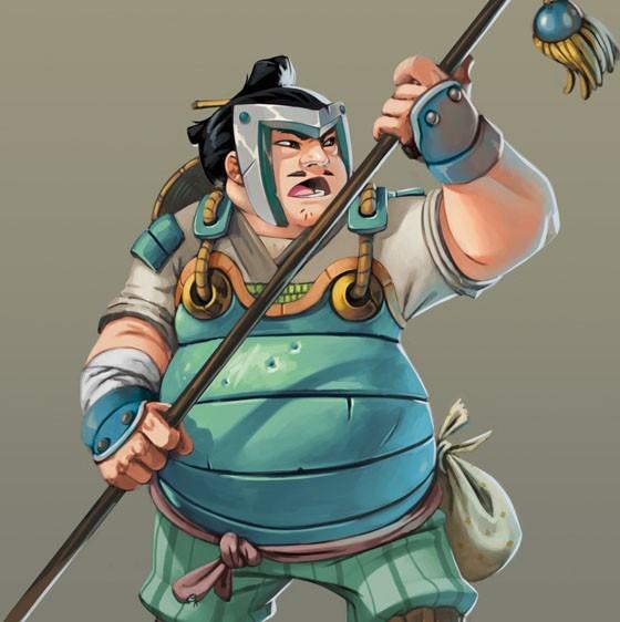 Kenjin, le sabre et la terre