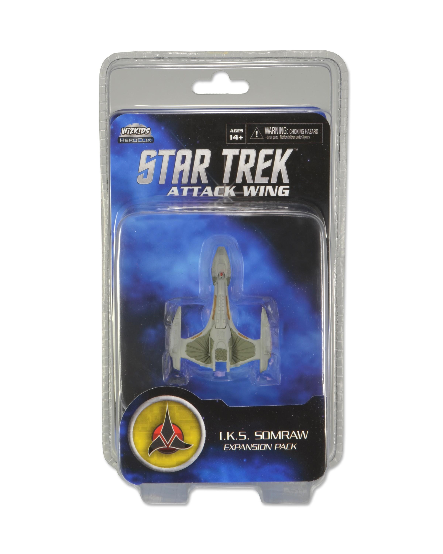 Star Trek : Attack Wing - Vague 3 - I.K.S. Somraw