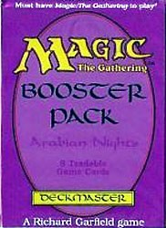 Magic the Gathering : Arabian Nights