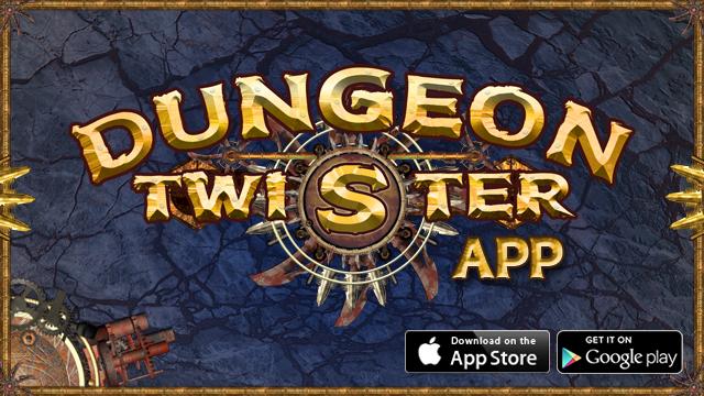 Dungeon twister sur tablettes et smartphones !