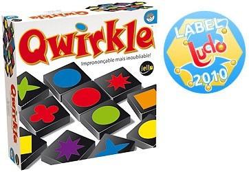 Le Label Ludo 2010 c'est Qwirkle