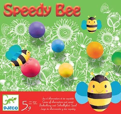 Speedy Bee : du pollen de toutes les couleurs