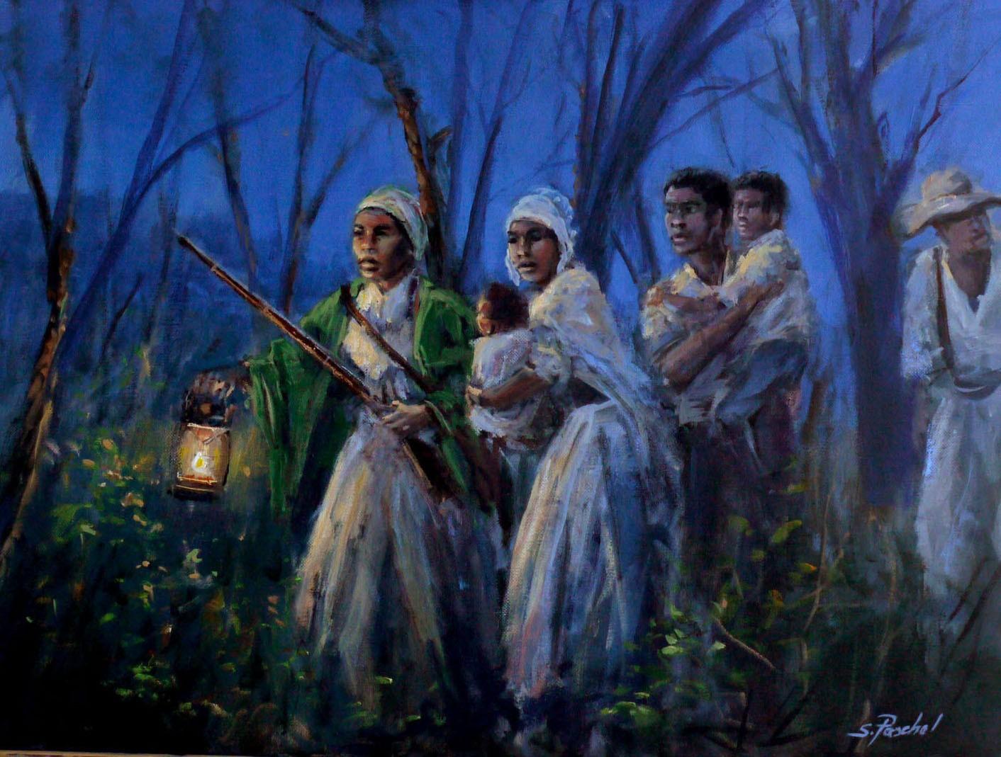 Freedom : the Underground Railroad, le coopératif pour la liberté