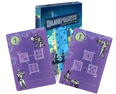 Blueprints Goodies