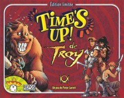 Time's Up ! de Troy