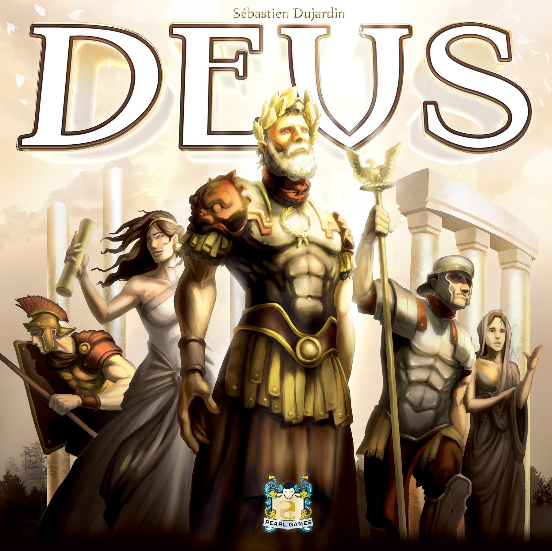 Deus: Bauen und Opfern