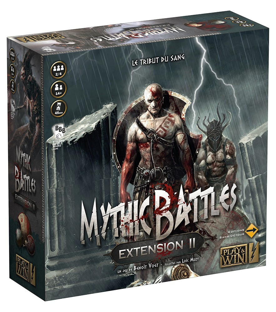 Mythic Battles - Extension II