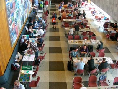 Réunion des auteurs à Göttingen