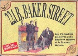 221 B. Baker Street