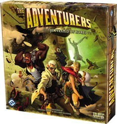 The Adventurers : The Pyramid of Horus