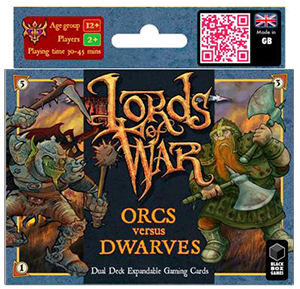 Lords of War : Orcs versus Dwarves