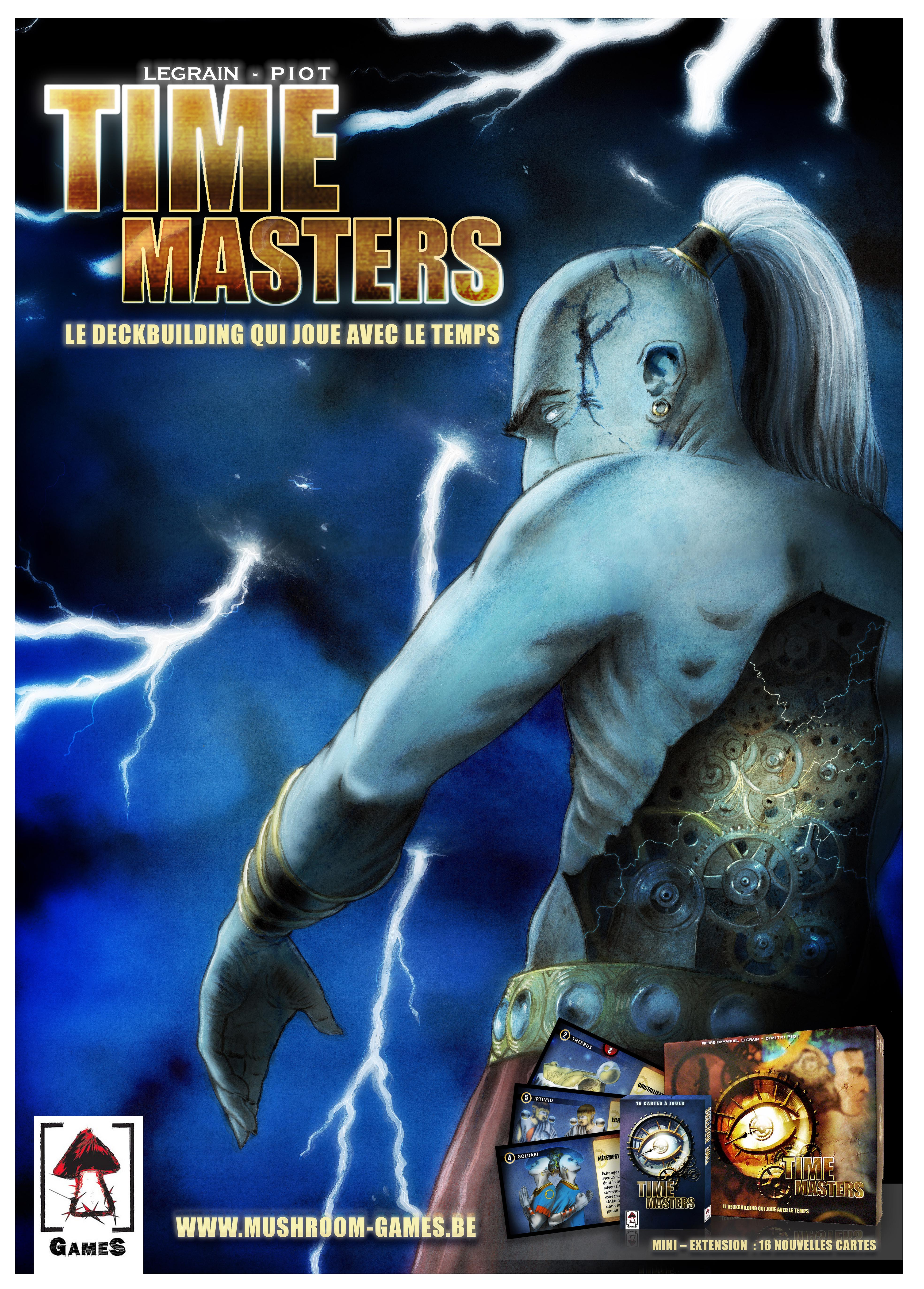 Time Masters : Le Temps de vos adversaires