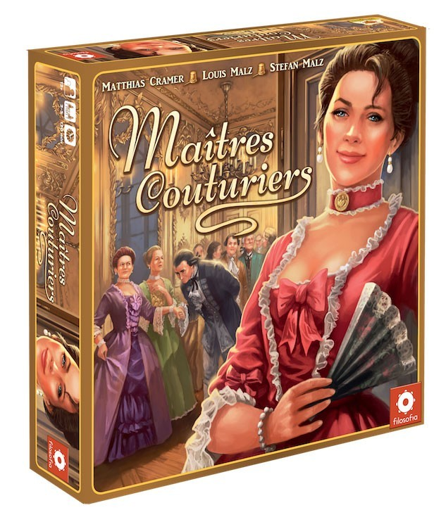 Maîtres Couturiers