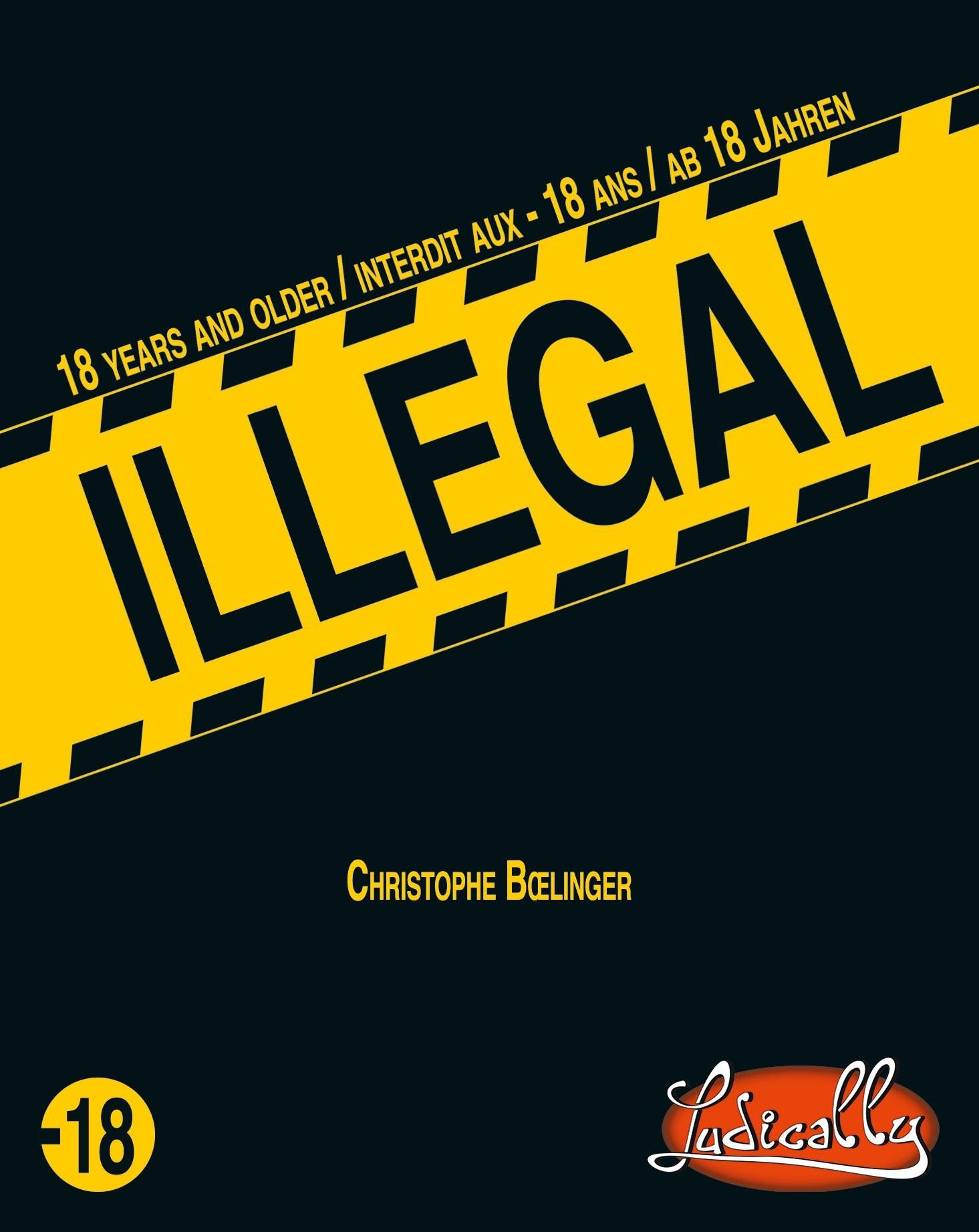 Illegal, Christophe Boelinger sous les verrous