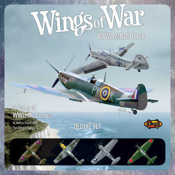 Wings of War - WWII 8013_0