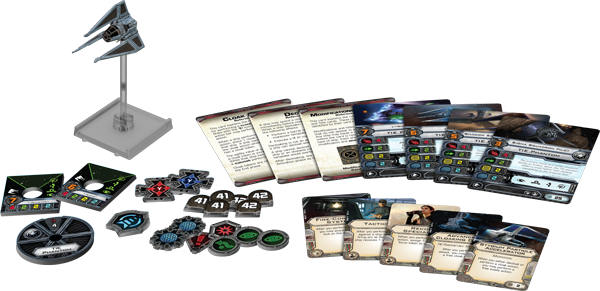 X-Wing - Miniature Game : TIE phantom