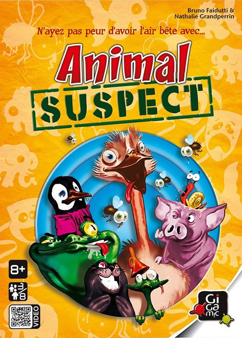 Animal Suspect, c'est si bête