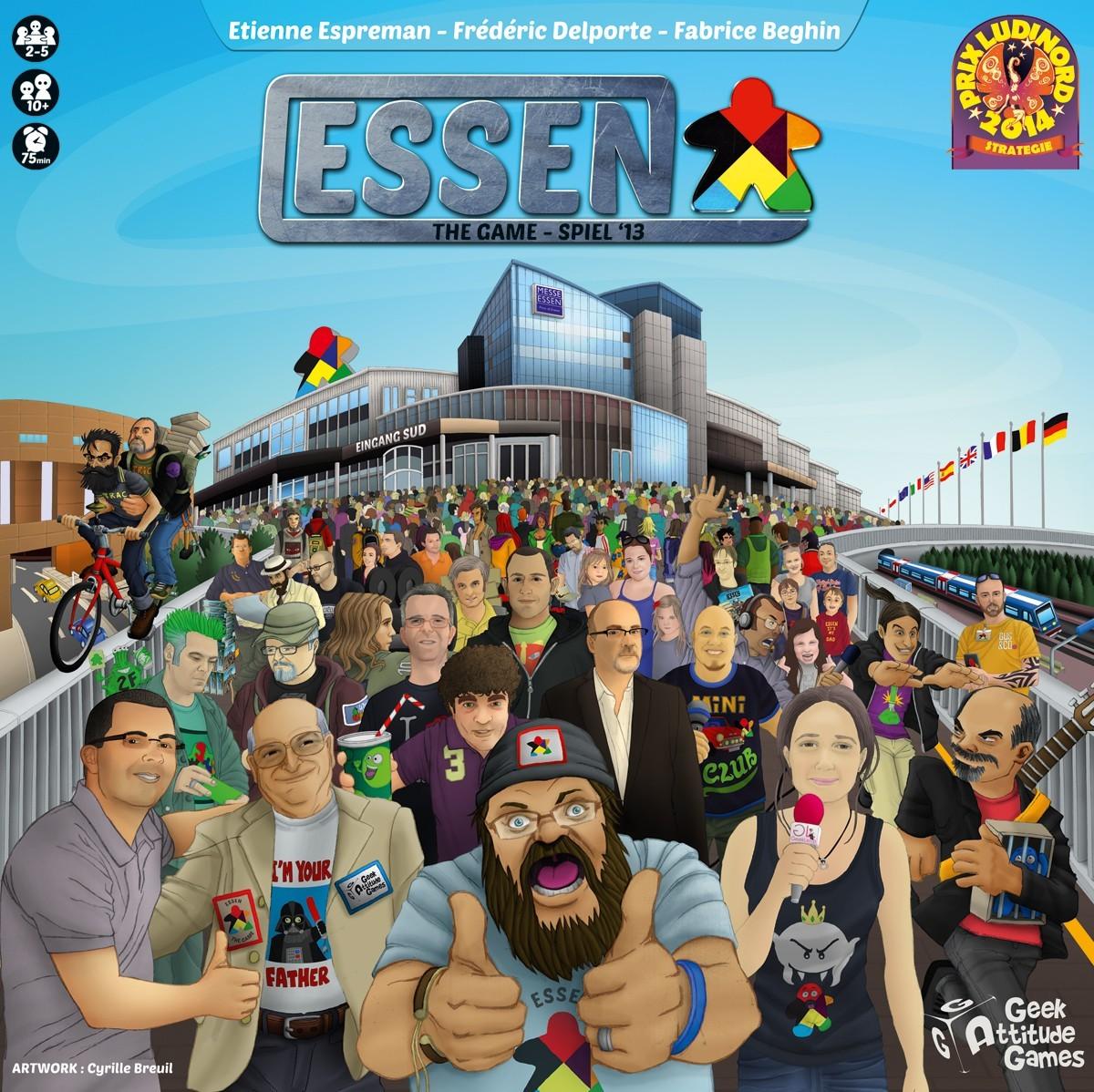 ESSEN The Game : les précos sont ouvertes sur www.geekattitudegames.com