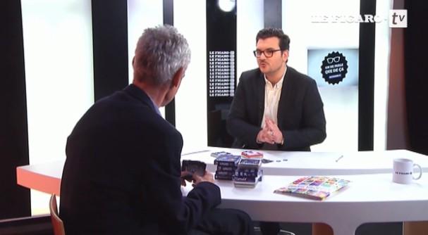 Qui est passé sur le Figaro TV ?