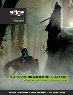 Le N°2 de la Edge Revue dispo...