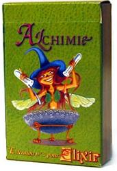 Elixir : Alchimie