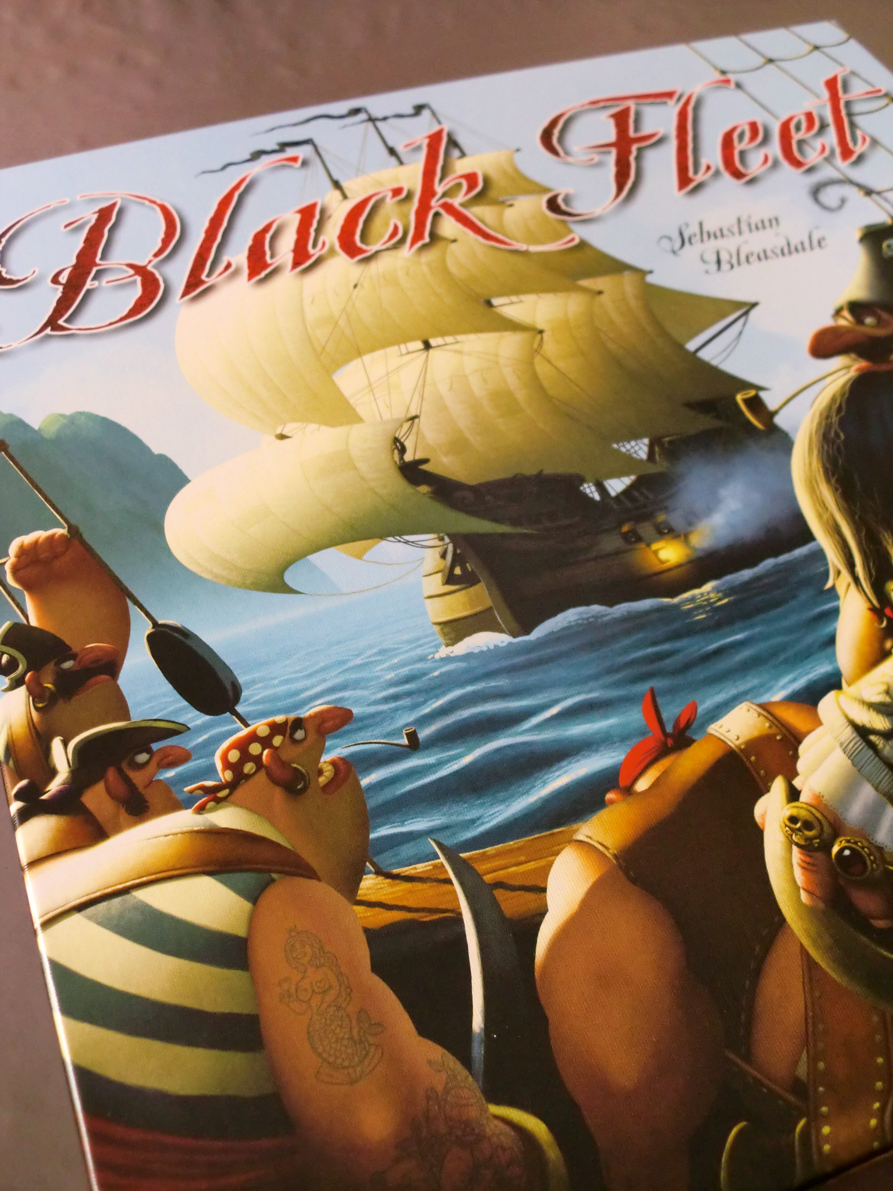 test de black fleet