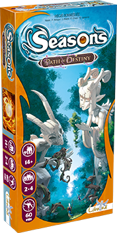 Seasons Path of destiny sur board game arena