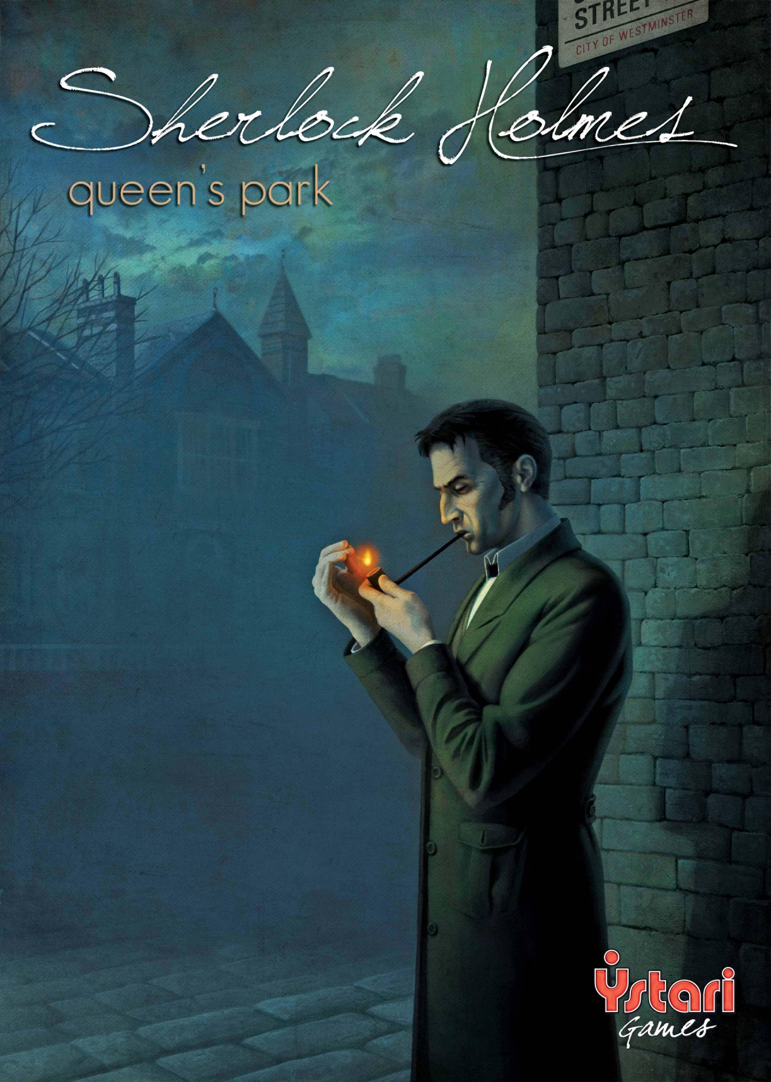 Queen's park (presque) sur les étals